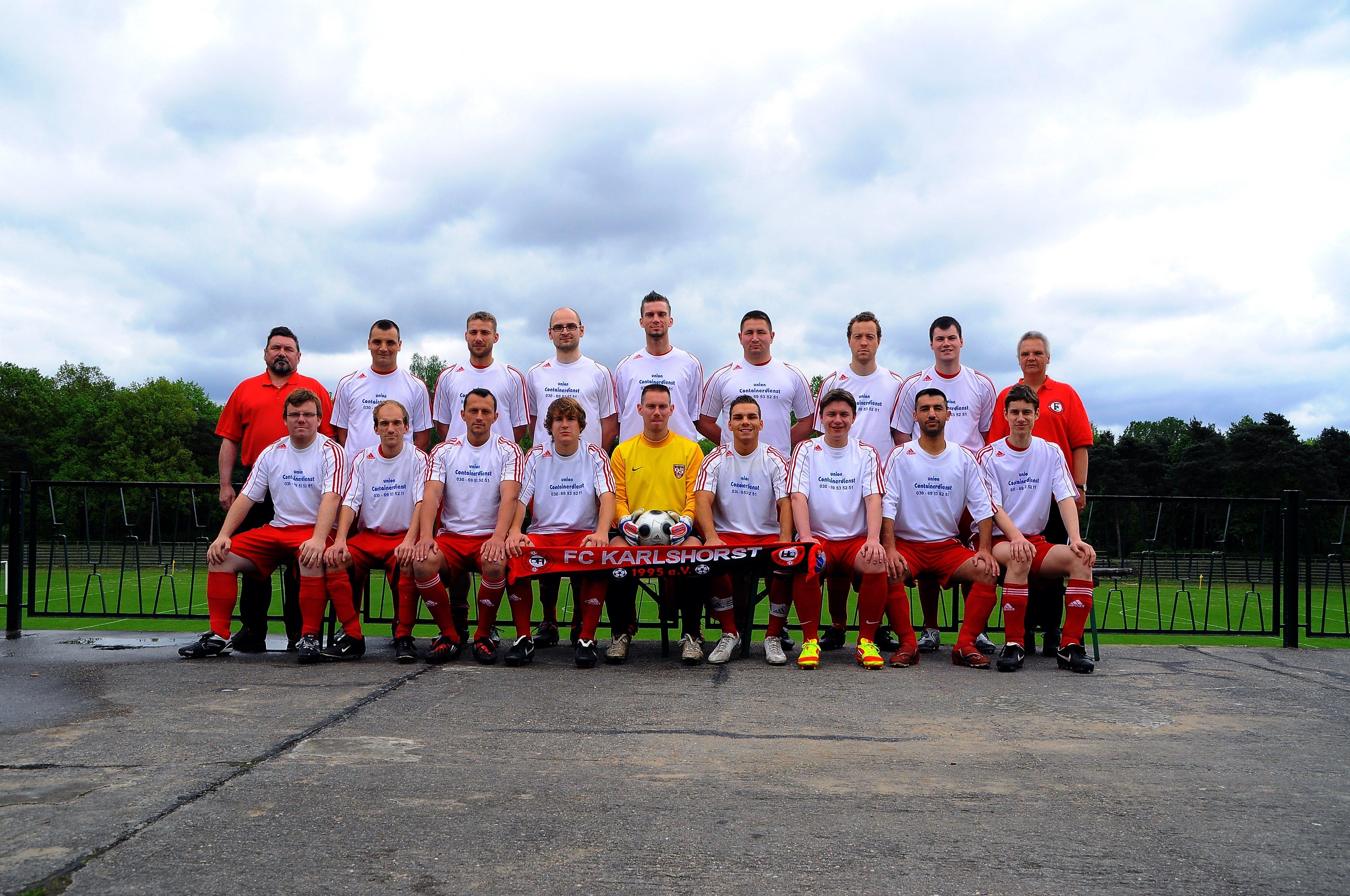 1.Männer Saison 2012/2013