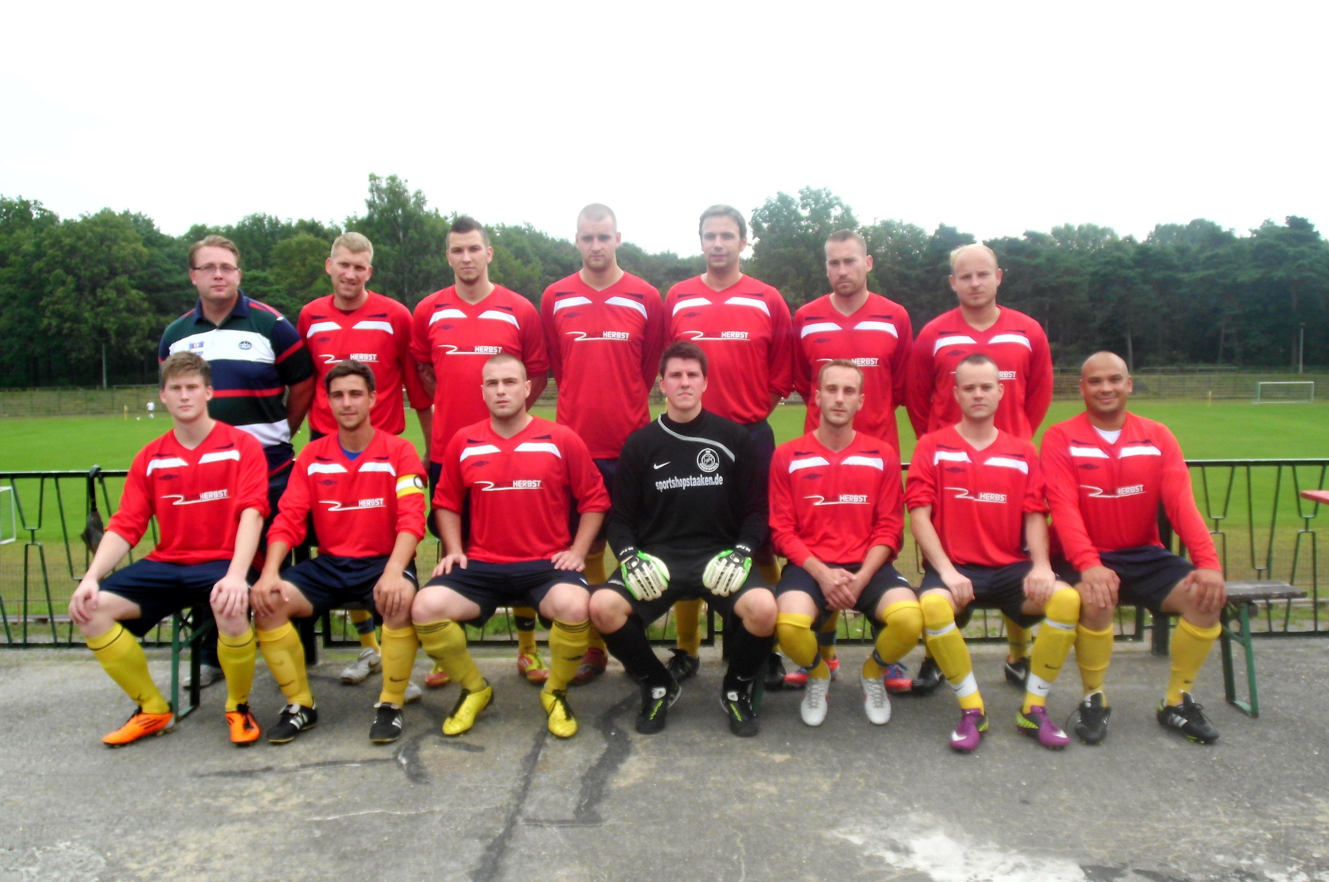 2.Männer Saison 2012/2013