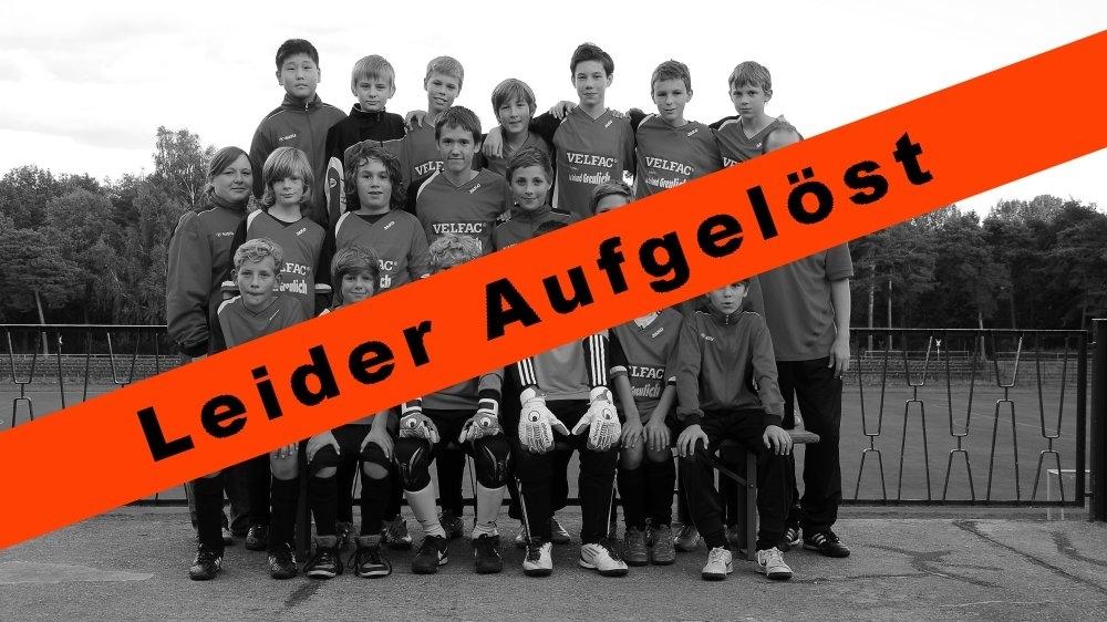 1.C-Junioren Saison 2012/2013