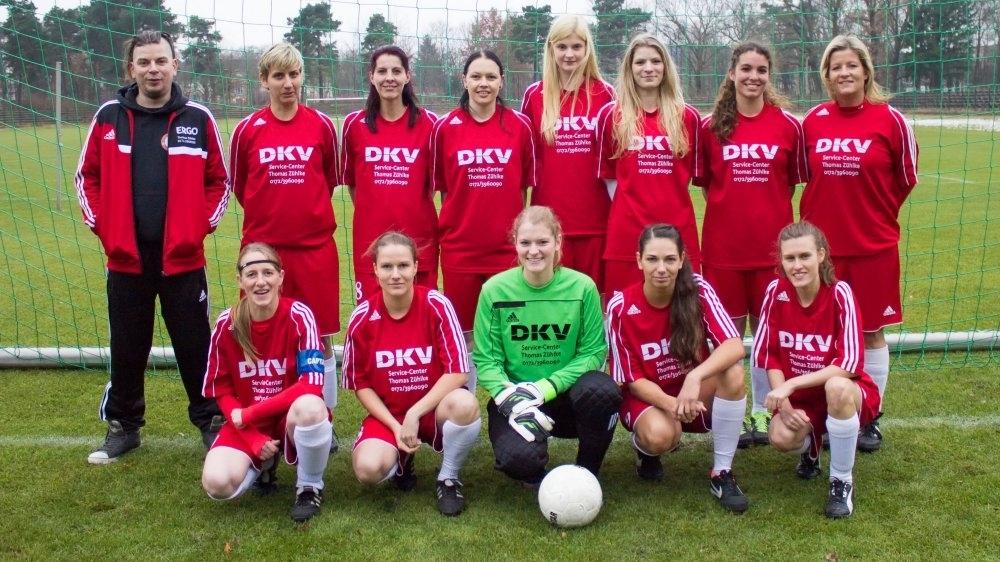 1.Damen Saison 2013/2014