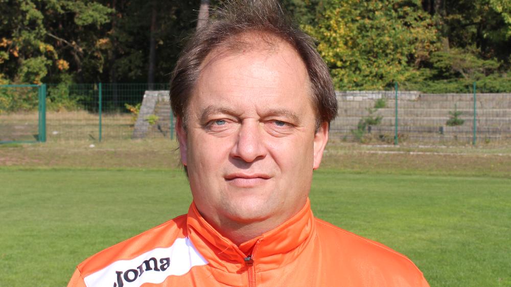 Jörn Halfter (Co-Trainer 1.Männer 2014/2015)