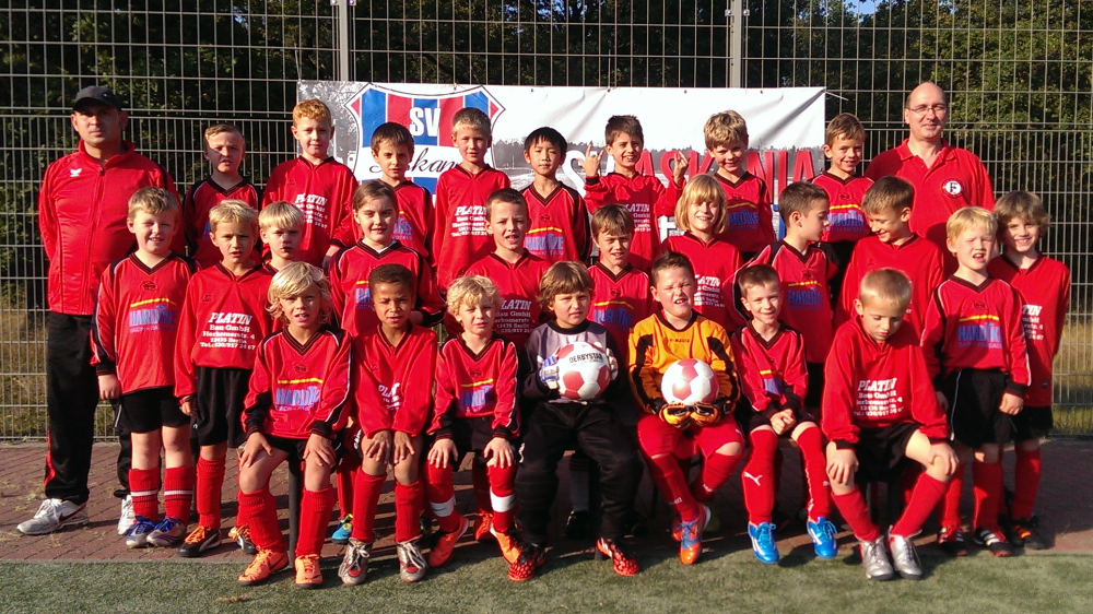 1.F-Junioren Saison 2014/2015