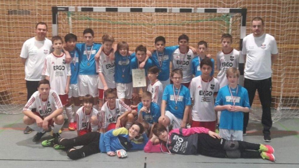 1.C-Junioren Saison 2014/2015