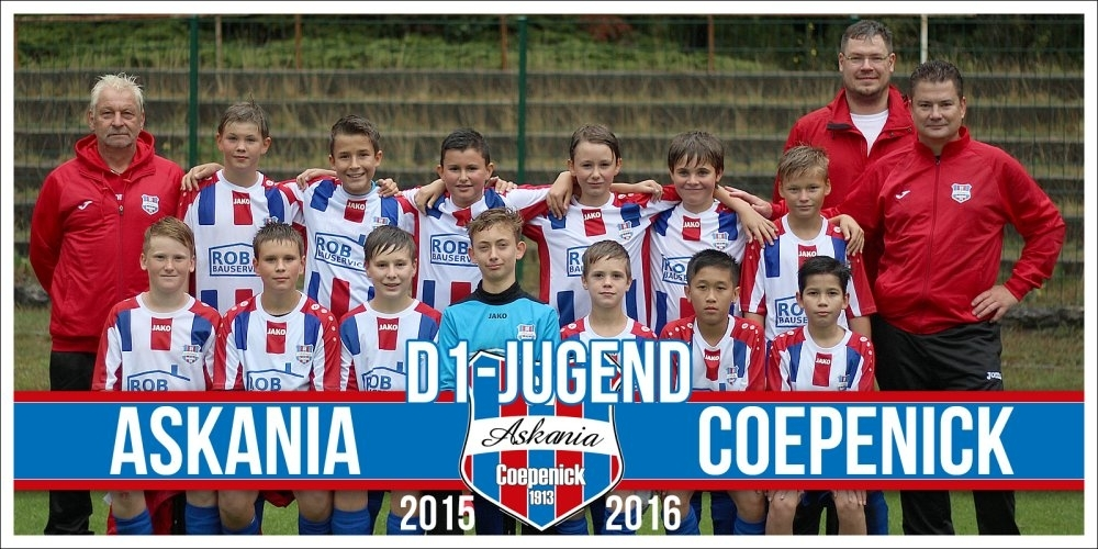 1.D-Junioren Saison 2015/2016