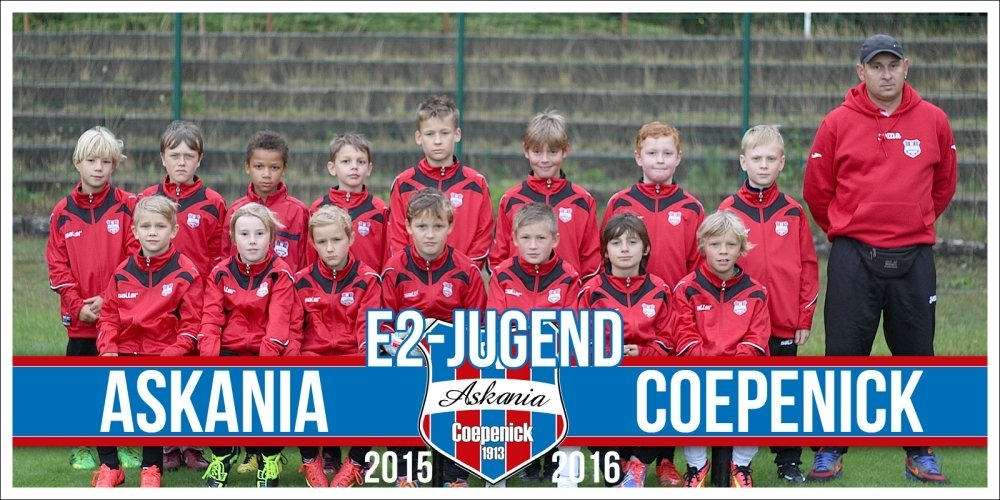 2.E-Junioren Saison 2015/2016