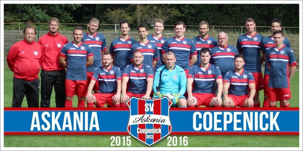 1.Männer Saison 2015/2016
