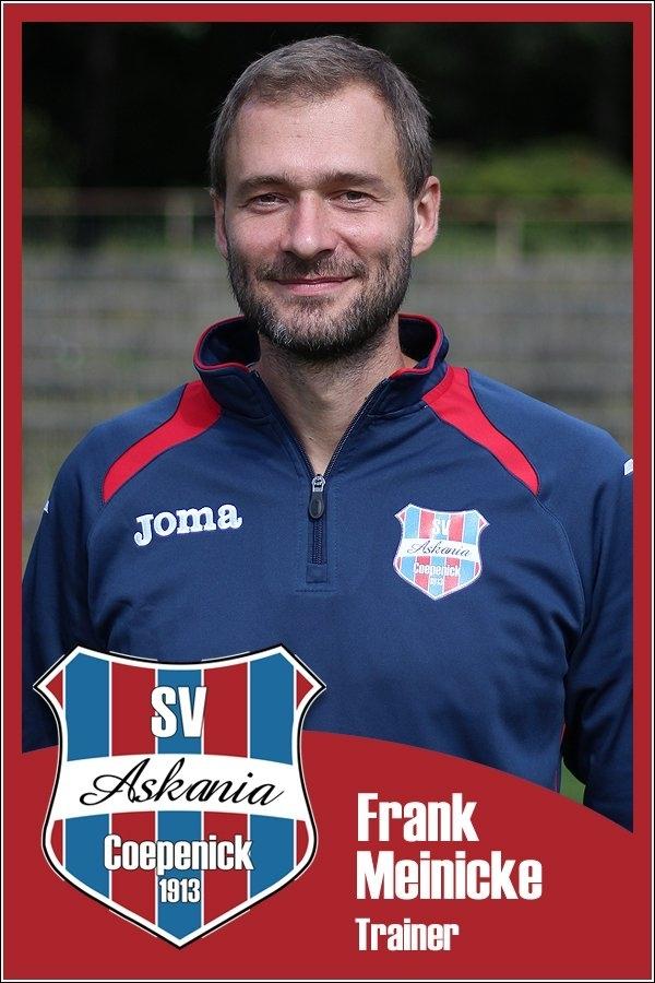 Frank Meinicke (Trainer 1.A-Junioren 2015/2016)