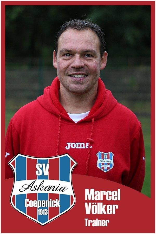 Marcel Völker (Trainer 1.C-Junioren 2015/2016)