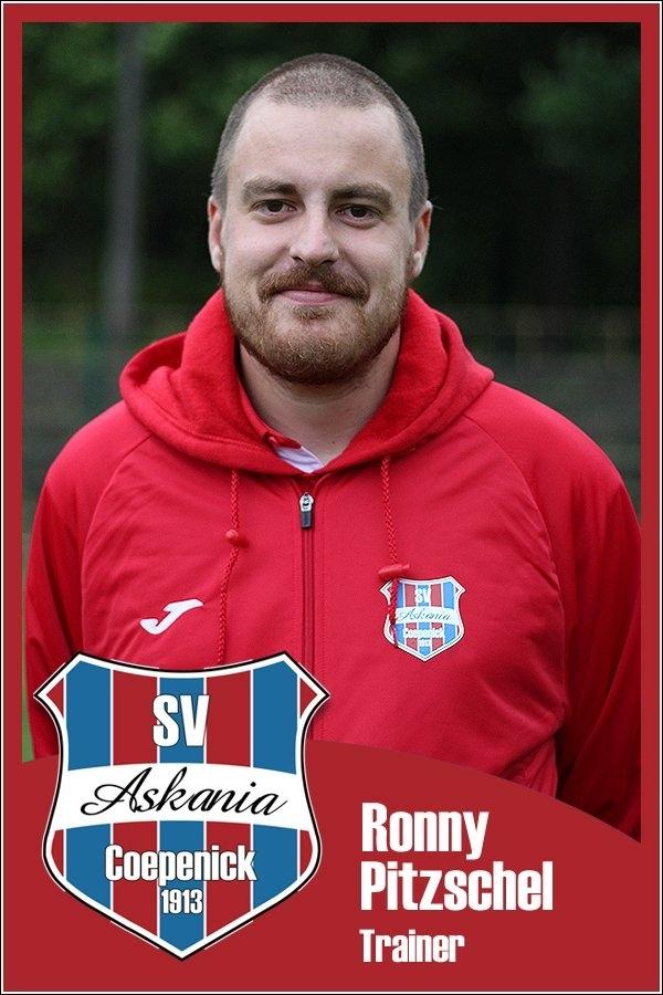 Ronny Pitzschel (Trainer 1.C-Junioren 2015/2016)