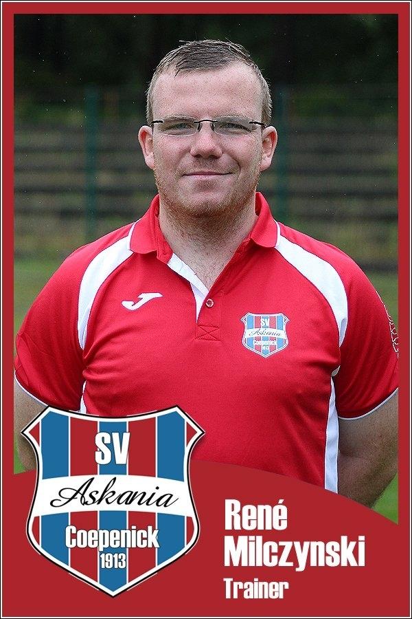 René Milczynski (Trainer 2.D-Junioren 2015/2016)