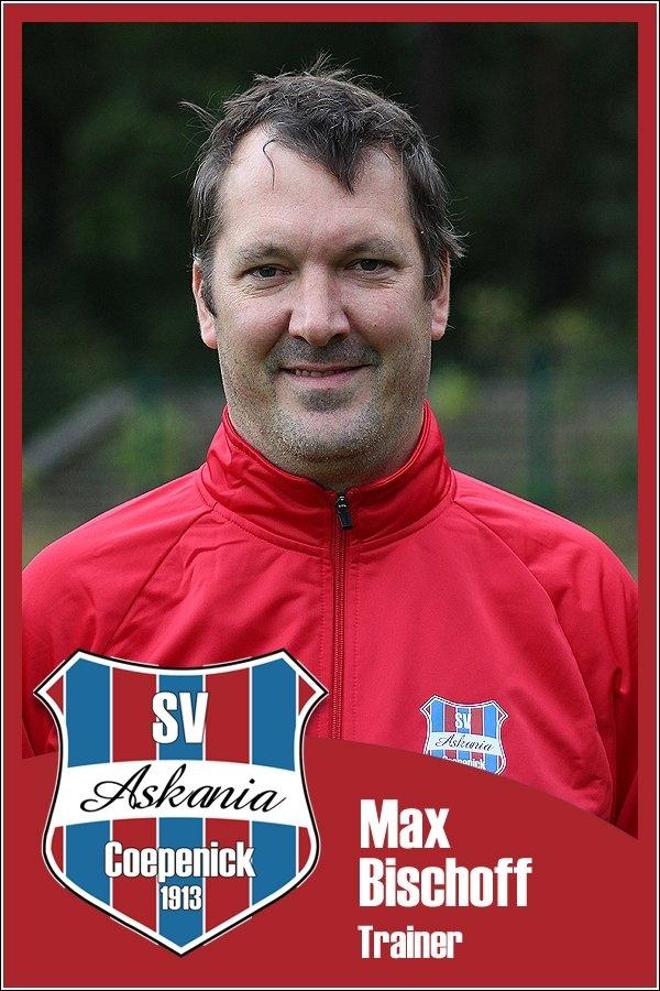 Max Bischoff (Trainer 1.F-Junioren 2015/2016)