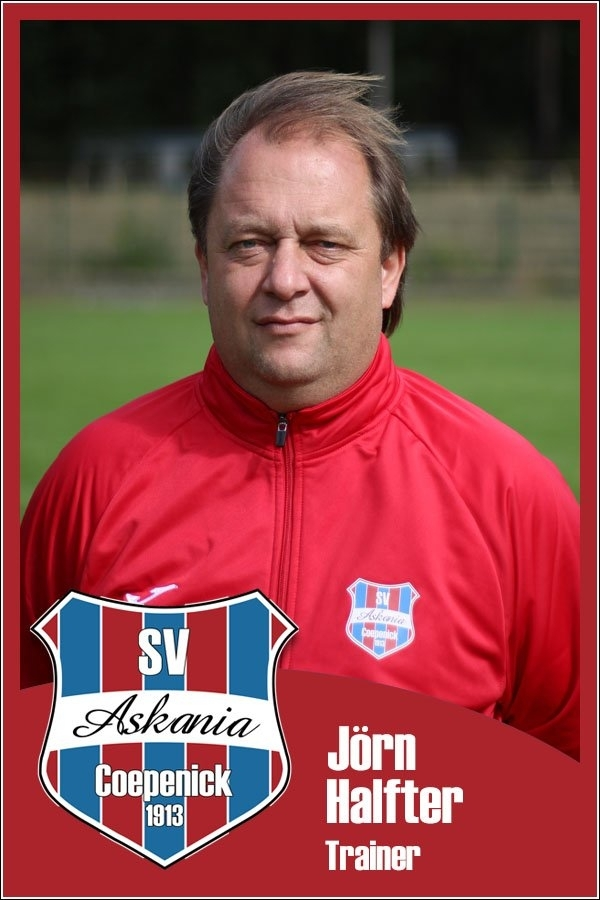 Jörn Halfter (Co-Trainer 1.Männer 2015/2016)