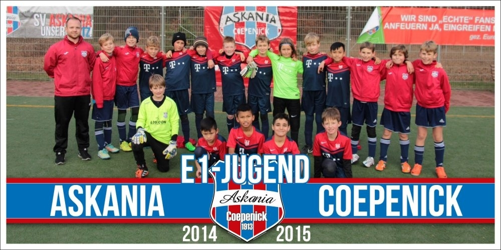 1.E-Junioren Saison 2015/2016