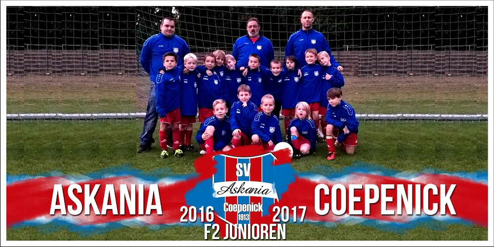 2.F-Junioren Saison 2016/2017