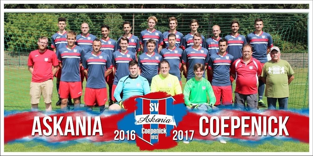 1.Männer Saison 2016/2017