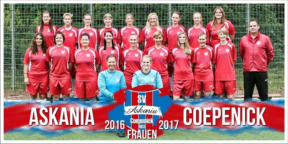 1.Damen Saison 2016/2017