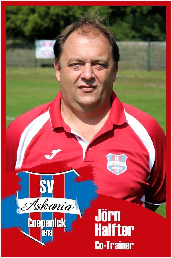 Jörn Halfter (Trainer 1.Männer 2016/2017)