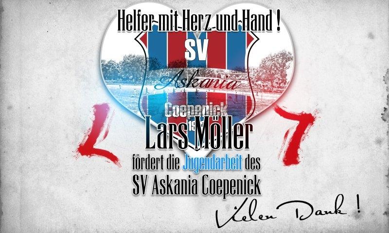 Helfer mit Herz und Hand! - Lars Möller - 2.F-Jugend 2017
