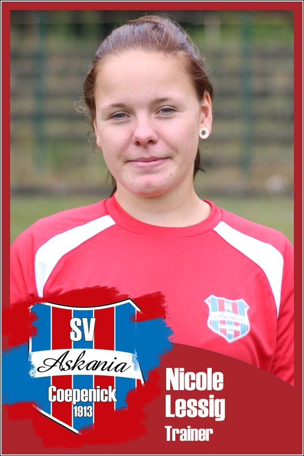 Nicole Lessig (Trainer 1.G-Junioren 2016/2017)