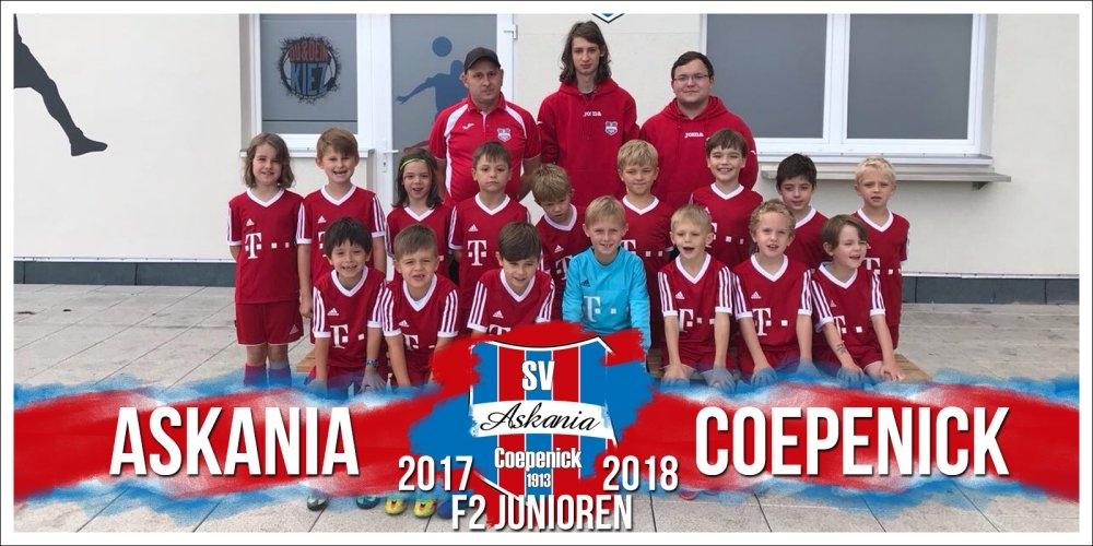 2.F-Junioren Saison 2017/2018