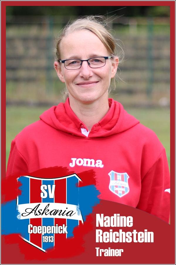 Nadine Reichstein (Trainerin 2.Damen 2017/2018)