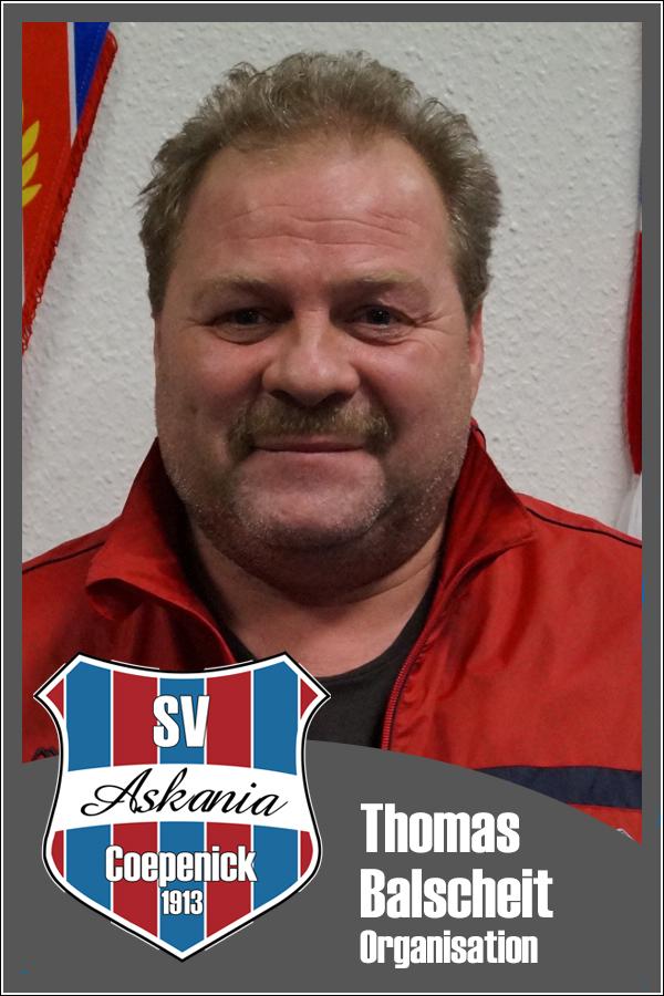 Thomas Balscheit (Organisation)