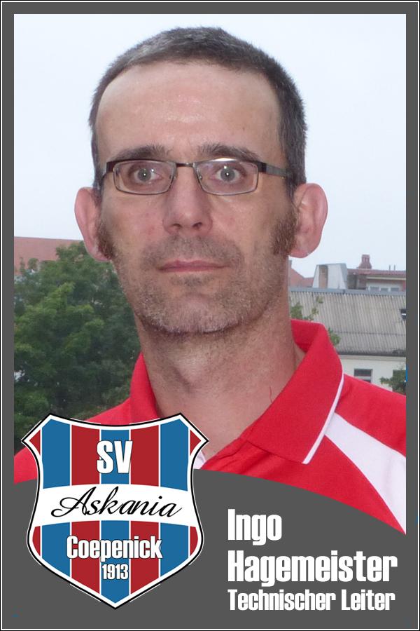 Ingo Hagemeister (Technsicher Leiter)