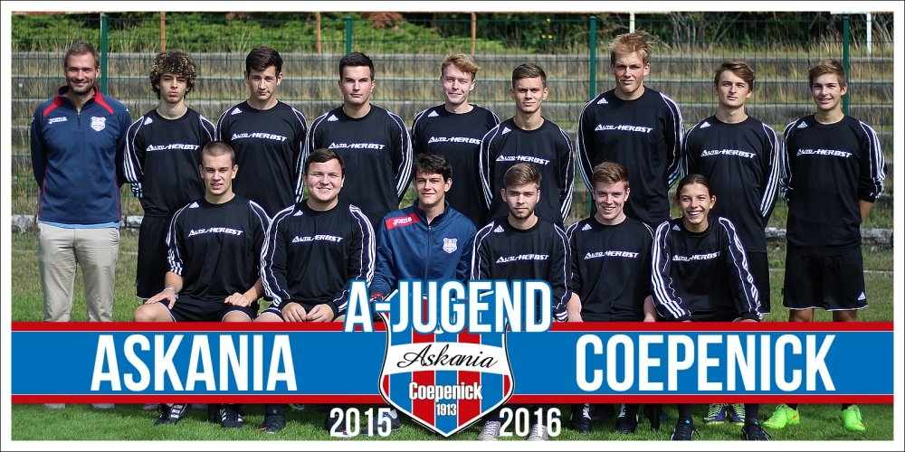 1.A-Junioren Saison 2015/2016
