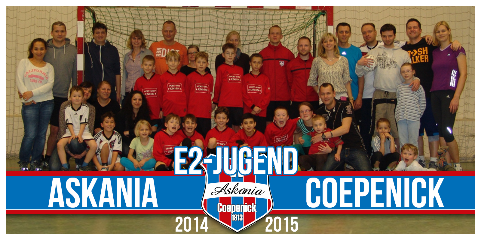 2.E-Junioren Saison 2014/2015