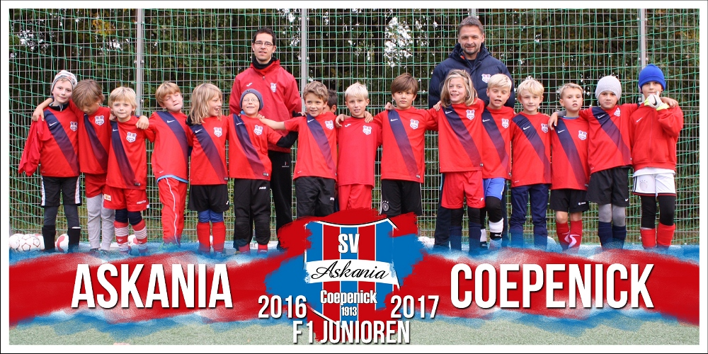 1.F-Junioren Saison 2016/2017