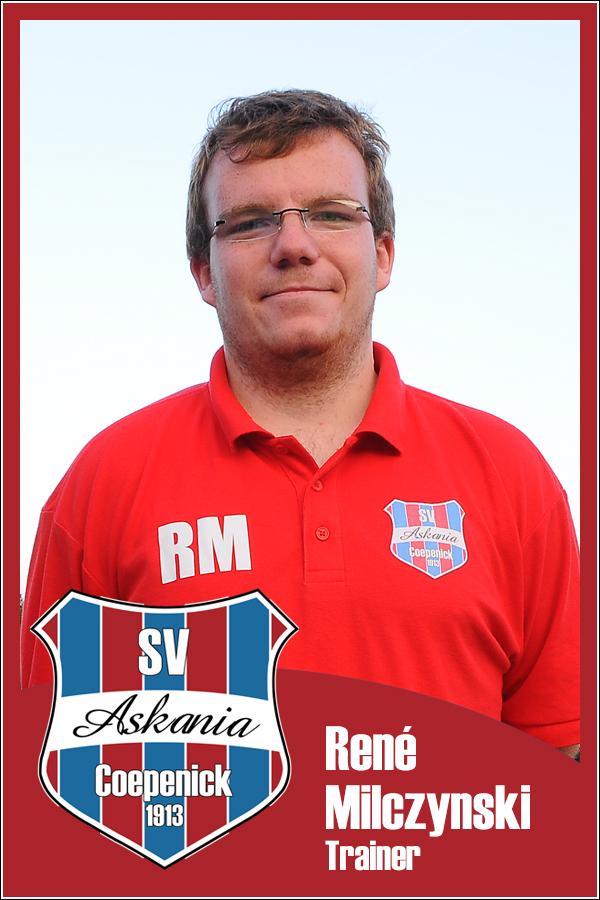 René Milczynski (Trainer 1.E-Junioren 2012/2013)