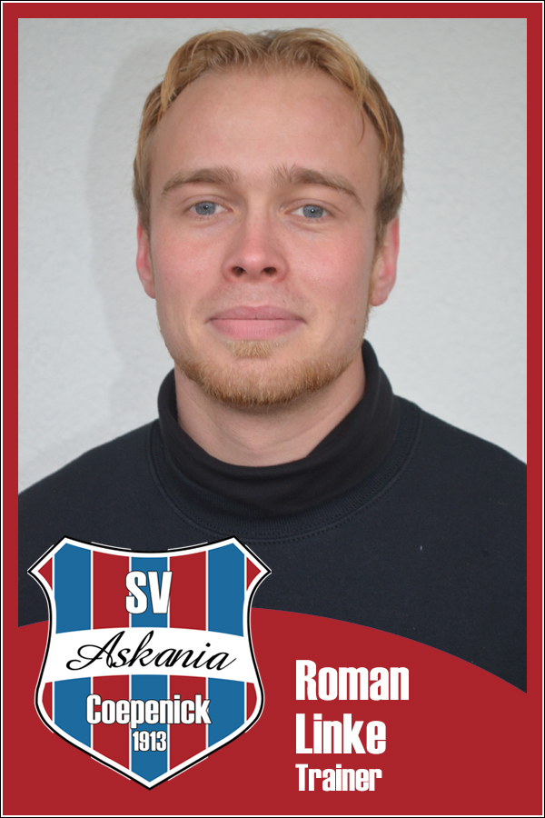 Roman Linke (Trainer 1.C-Junioren 2013/2014)