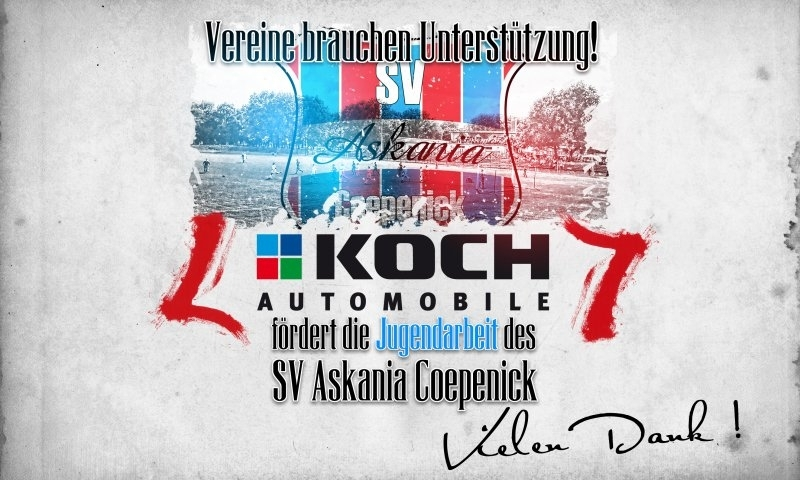 Sponsorenzertifikat - Koch Automobile - Sommerfest 2014