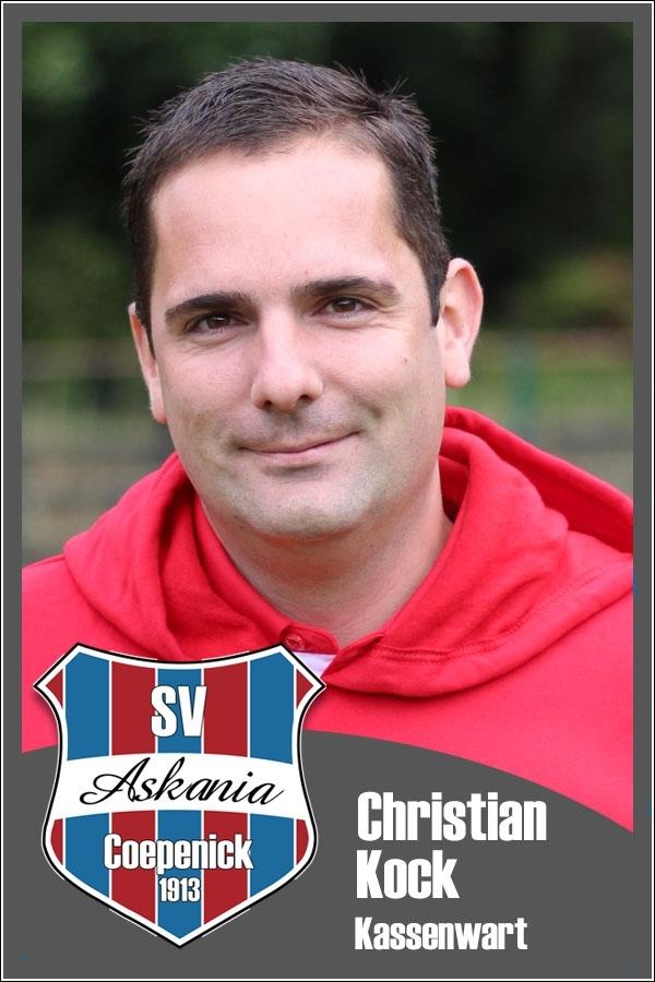 Christian Kock (Kassenwart)