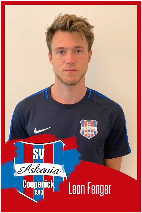 Leon Fenger (Schiedsrichter)