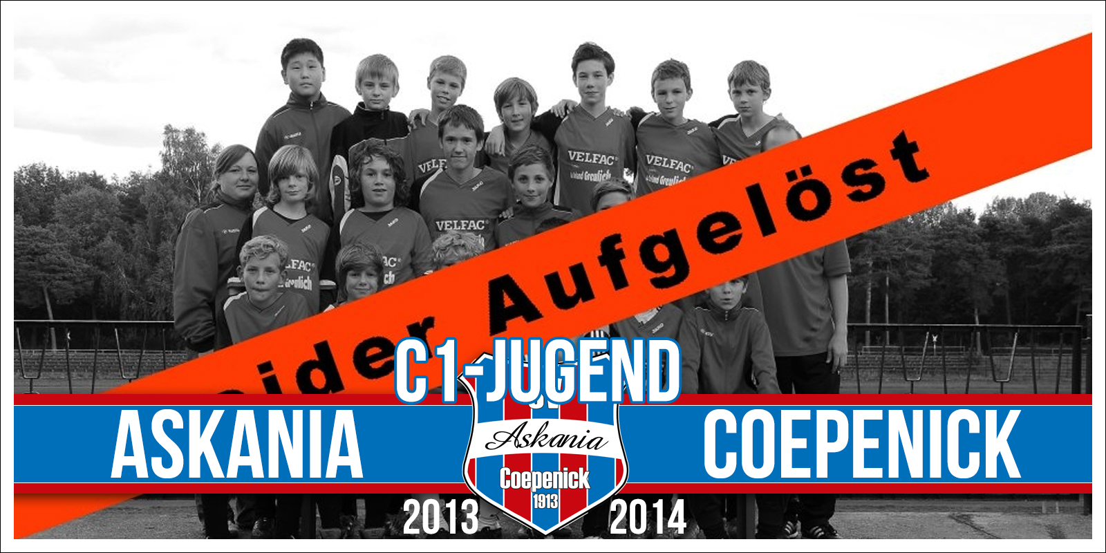 1.C-Junioren Saison 2013/2014