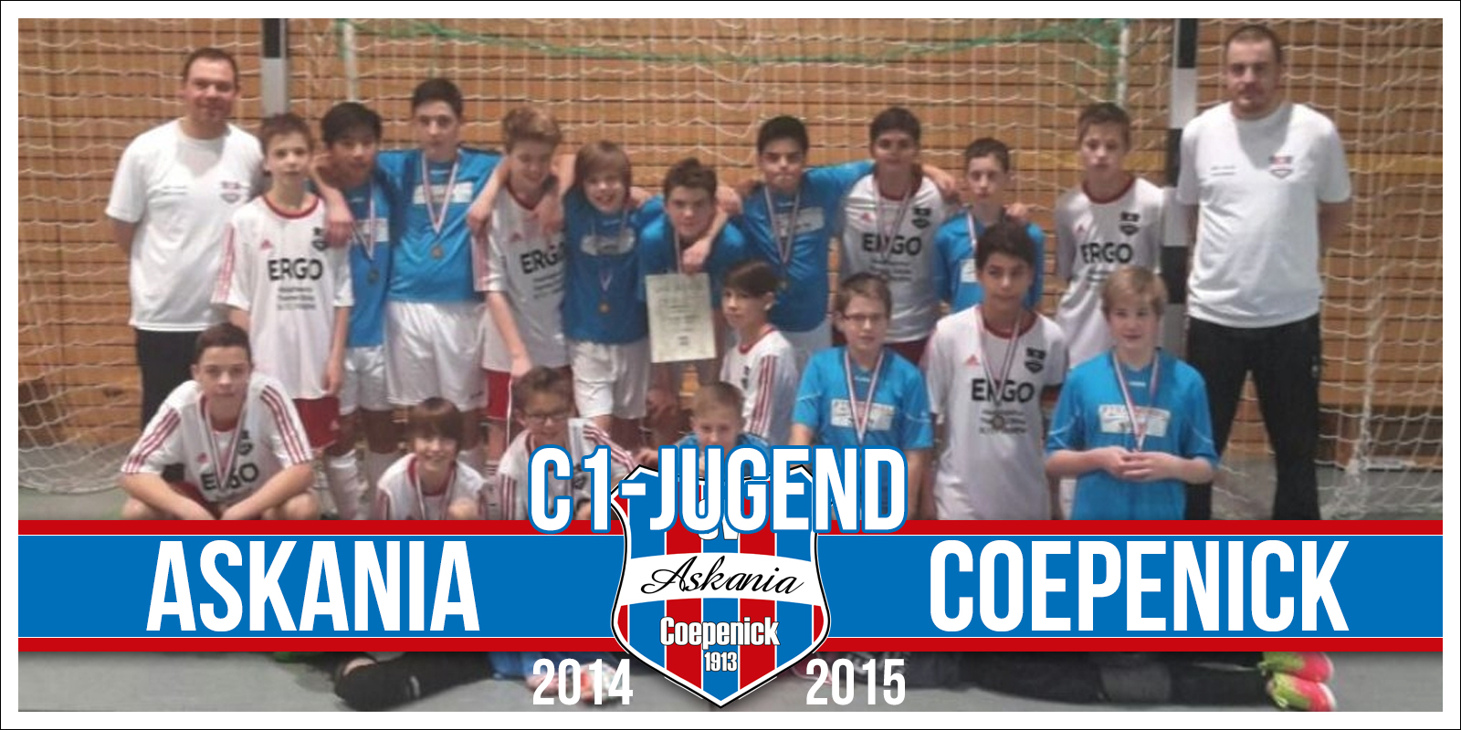 1.C-Junioren Saison 2014/2015