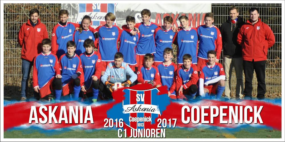 1.C-Junioren Saison 2016/2017