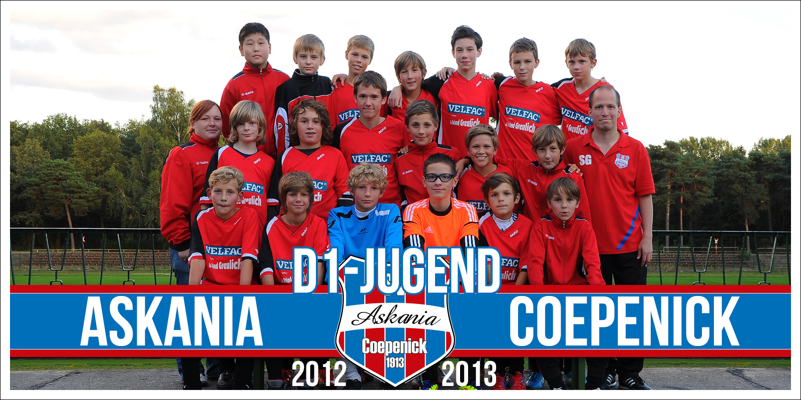1.D-Junioren Saison 2012/2013