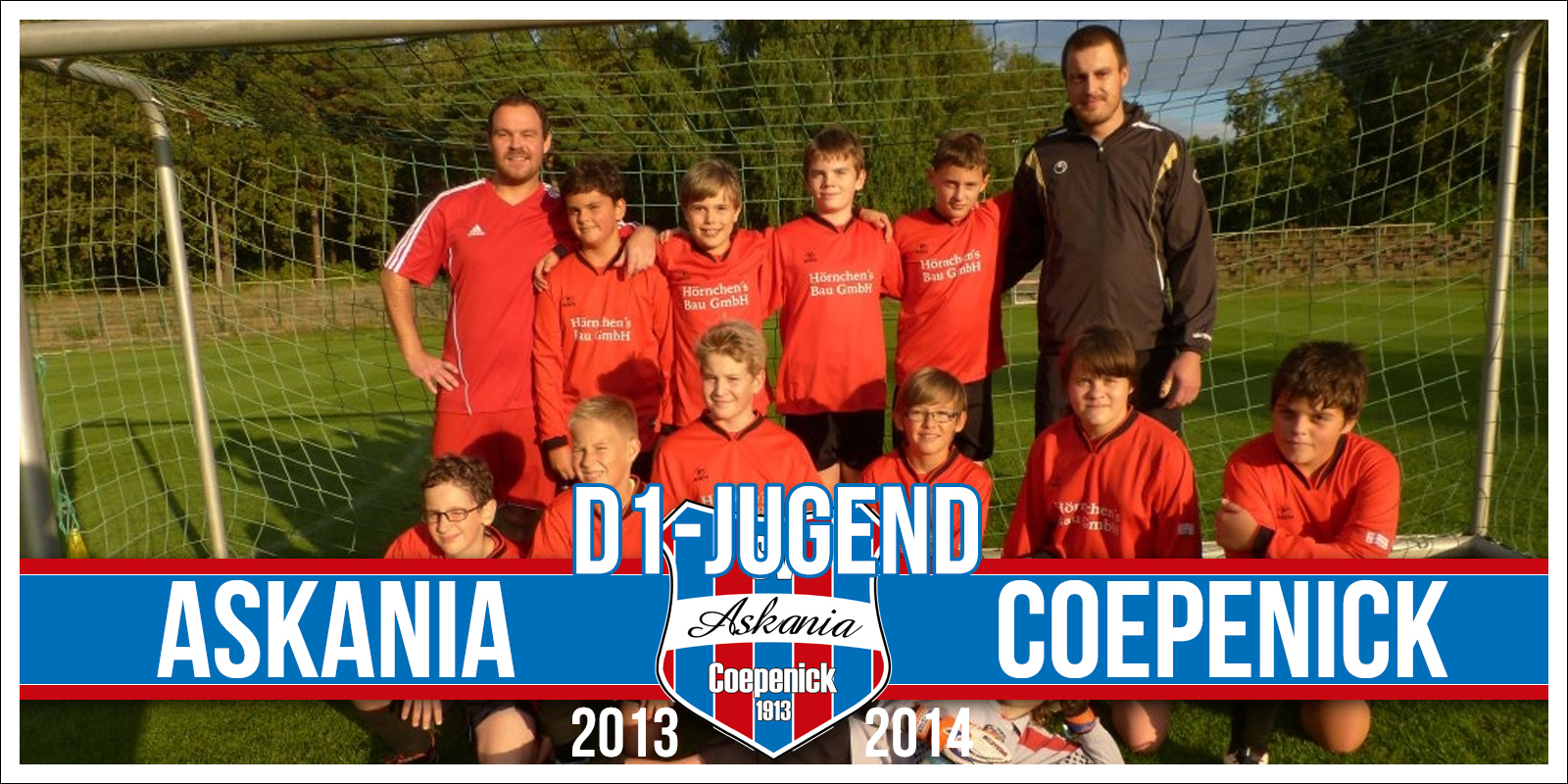 1.D-Junioren Saison 2013/2014