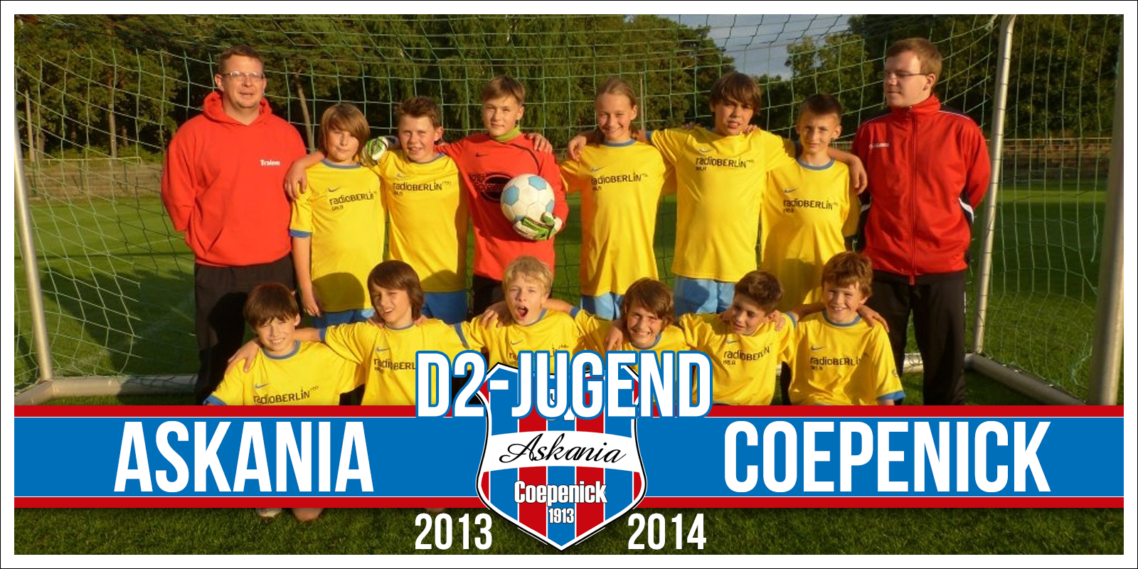 2.D-Junioren Saison 2013/2014