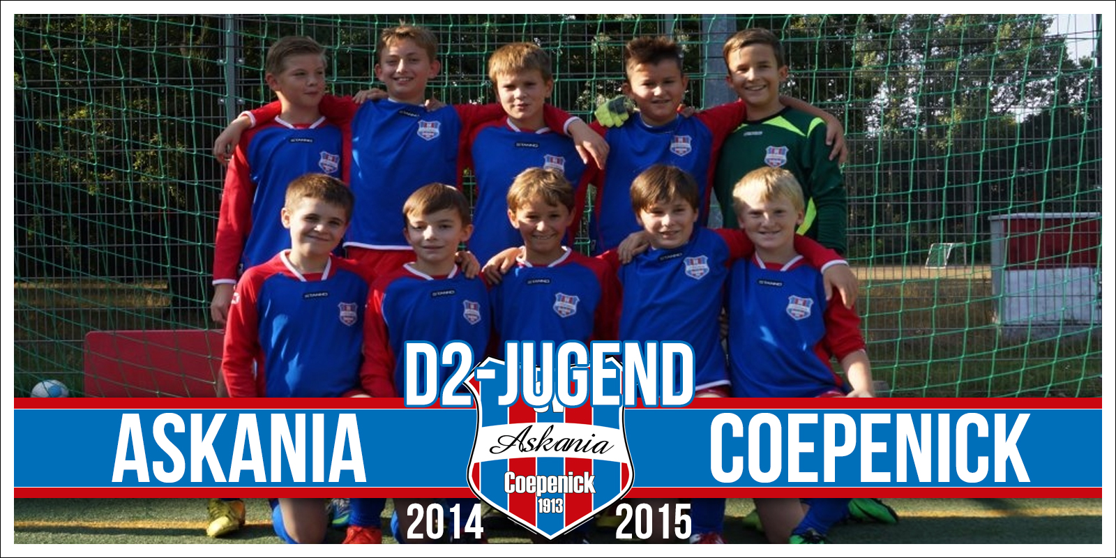 2.D-Junioren Saison 2014/2015