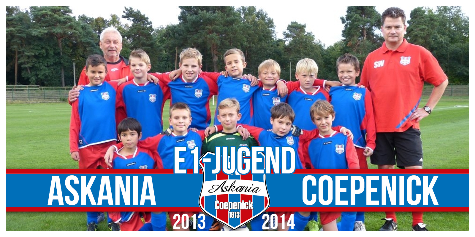 1.E-Junioren Saison 2013/2014