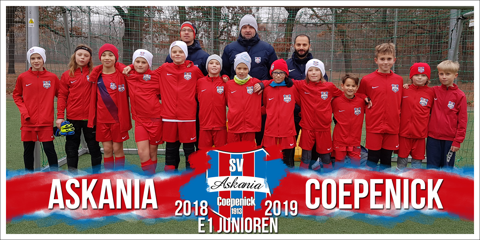 1.E-Junioren Saison 2018/2019