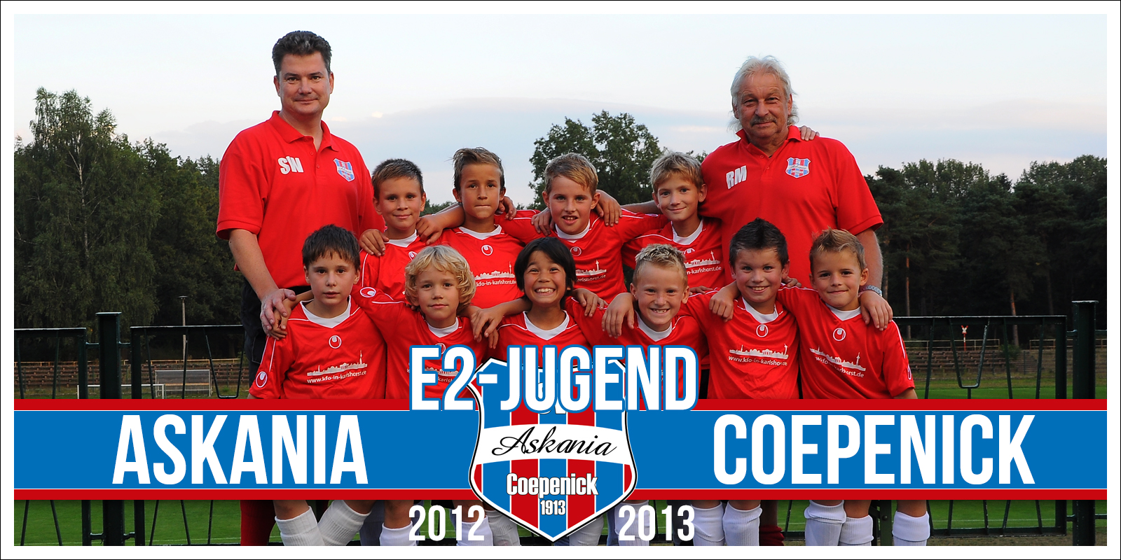 2.E-Junioren Saison 2012/2013