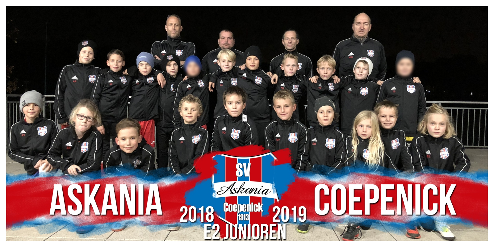 2.E-Junioren Saison 2018/2019