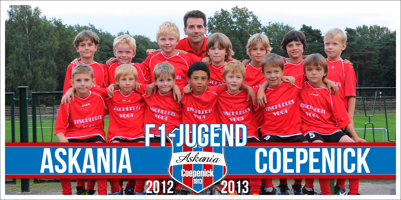 1.F-Junioren Saison 2012/2013