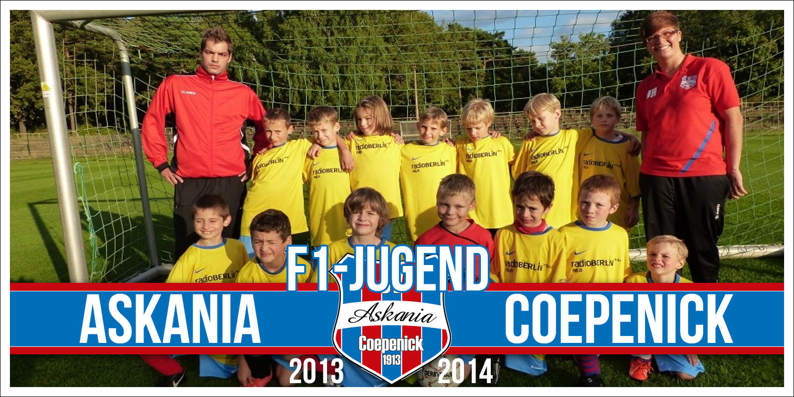 1.F-Junioren Saison 2013/2014
