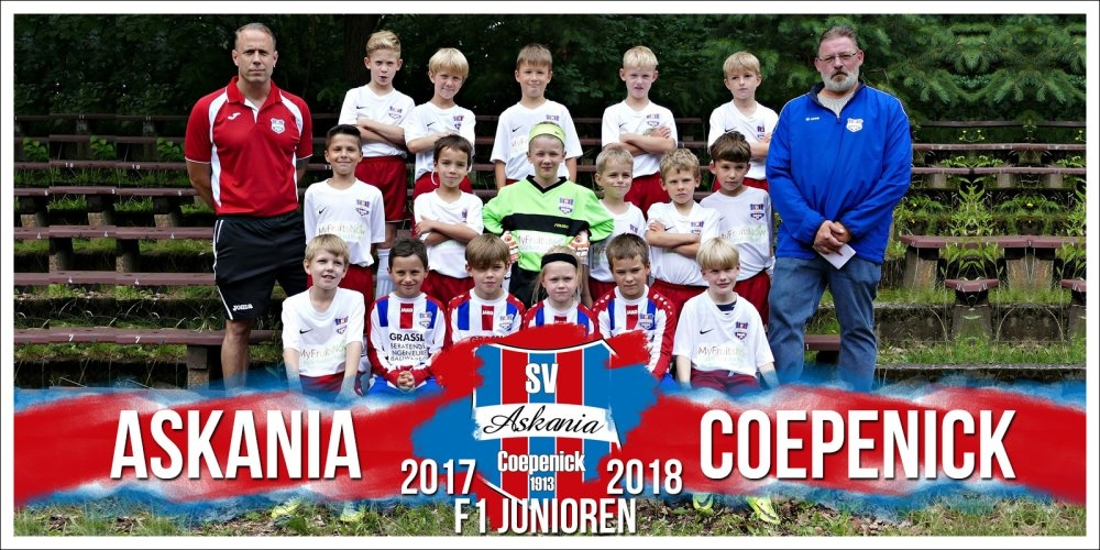 1.F-Junioren Saison 2017/2018