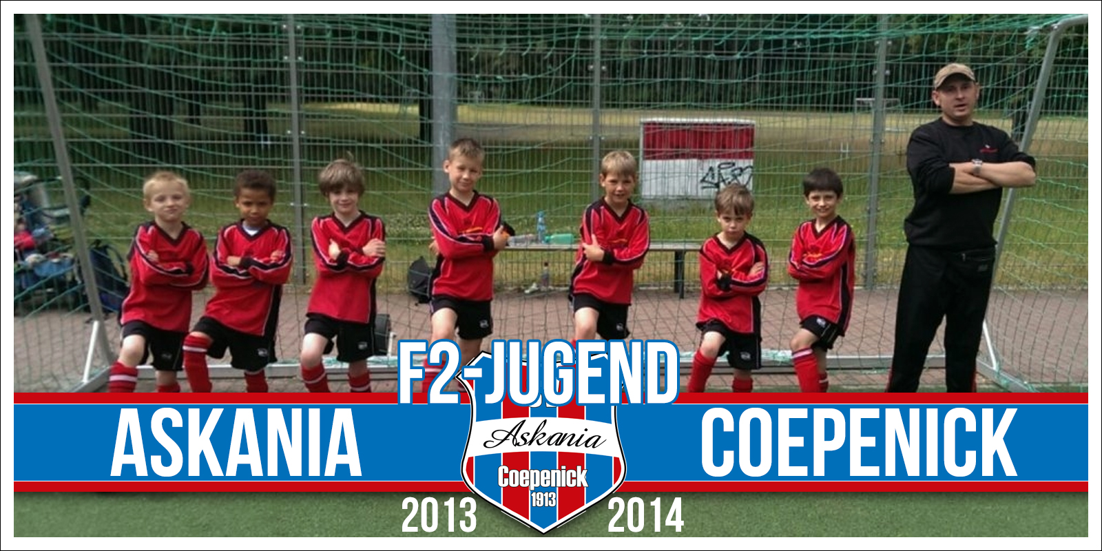 2.F-Junioren Saison 2013/2014